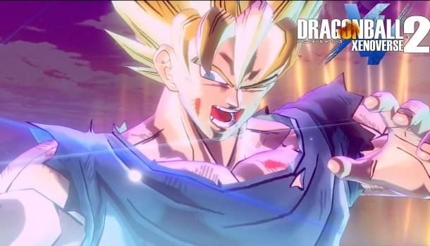 Dragon Ball Xenoverse 2 Announcment Trailer