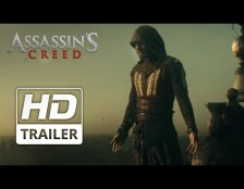 Assassin's Creed (Movie) Trailer #2