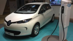 Ev Charger Black Friday >> renault zoe charger