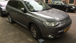 Mitsubishi Outlander Plug In Netherlands 6