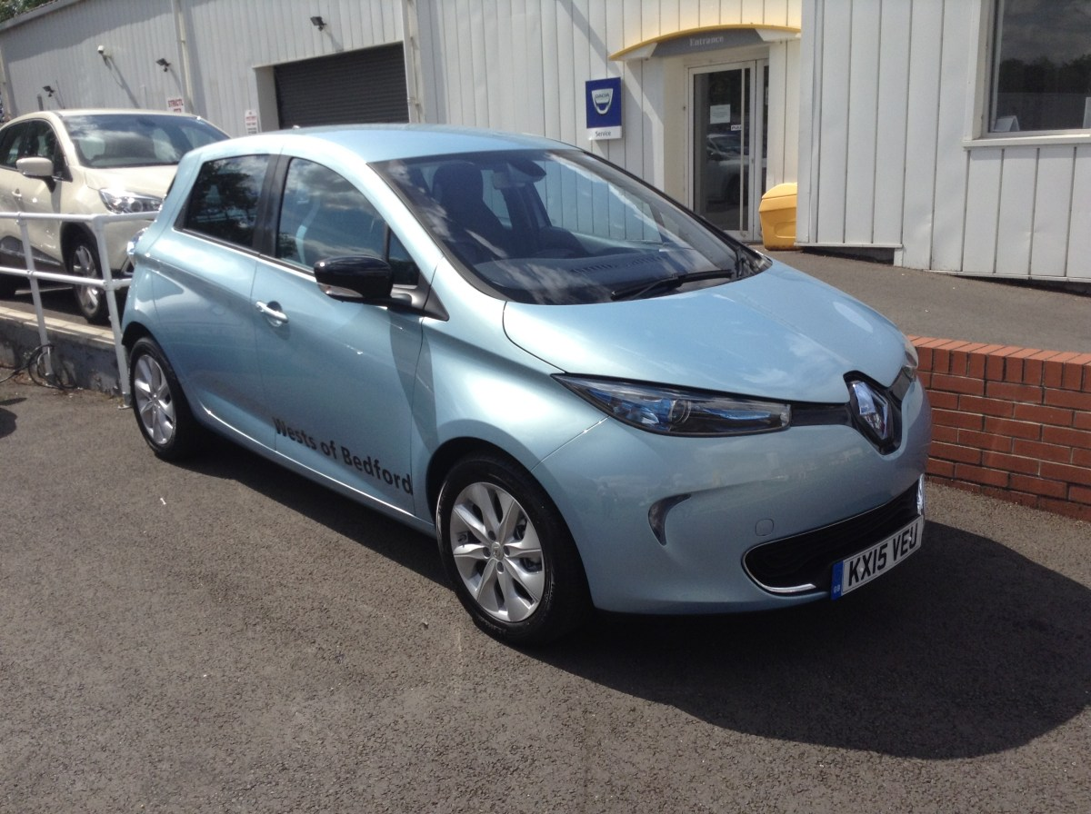 Europe Electric Car Sales In June -- Renault Zoe #1 Again