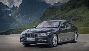 BMW 7 Series Plug-In Hybrid 23