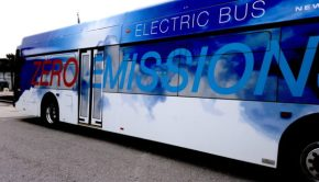 New-Flyer-Electric-Bus