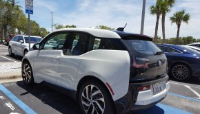 BMW i3 white Cali FL 2