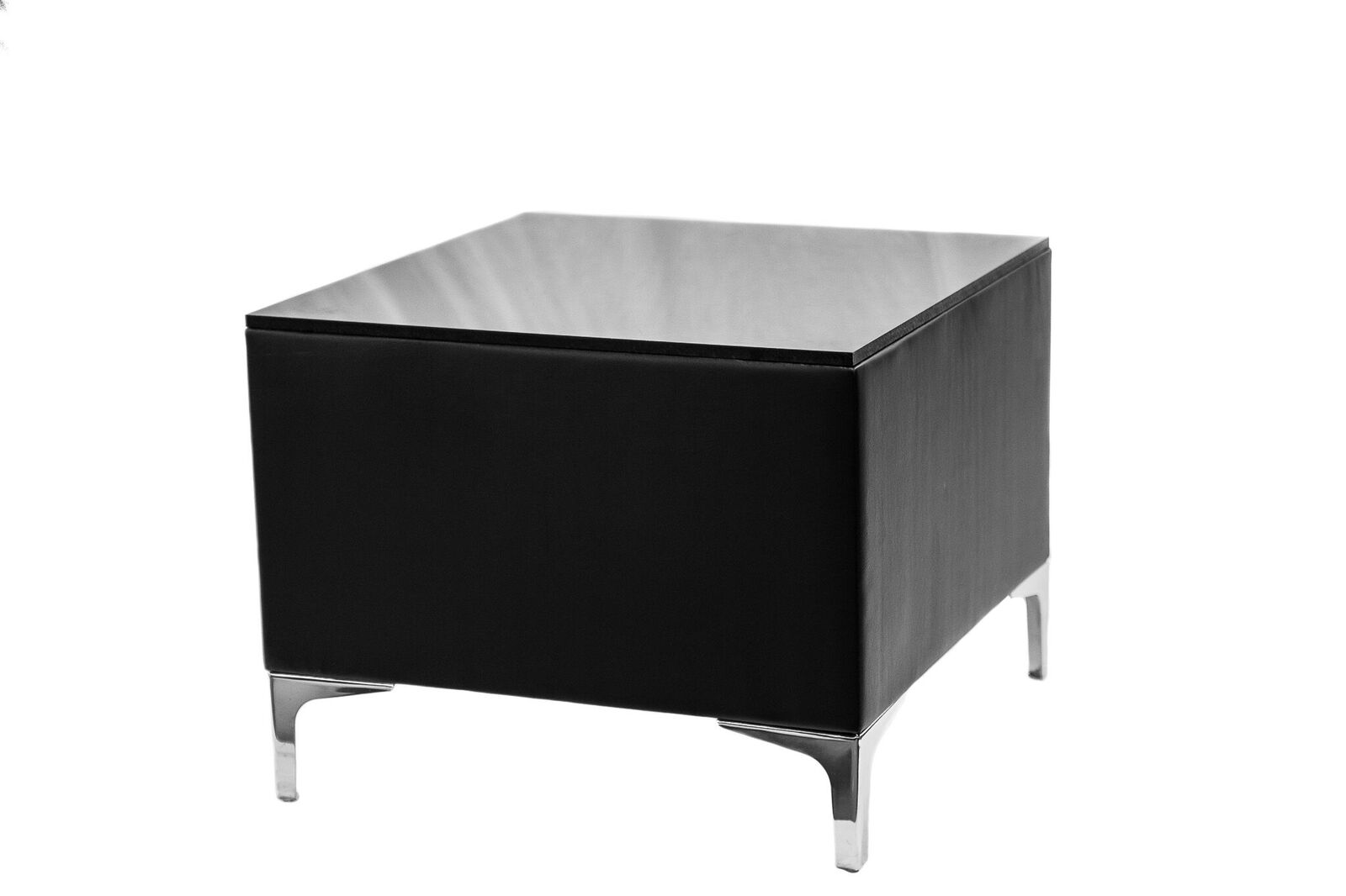 Low Black Table Black Low Coctail Table