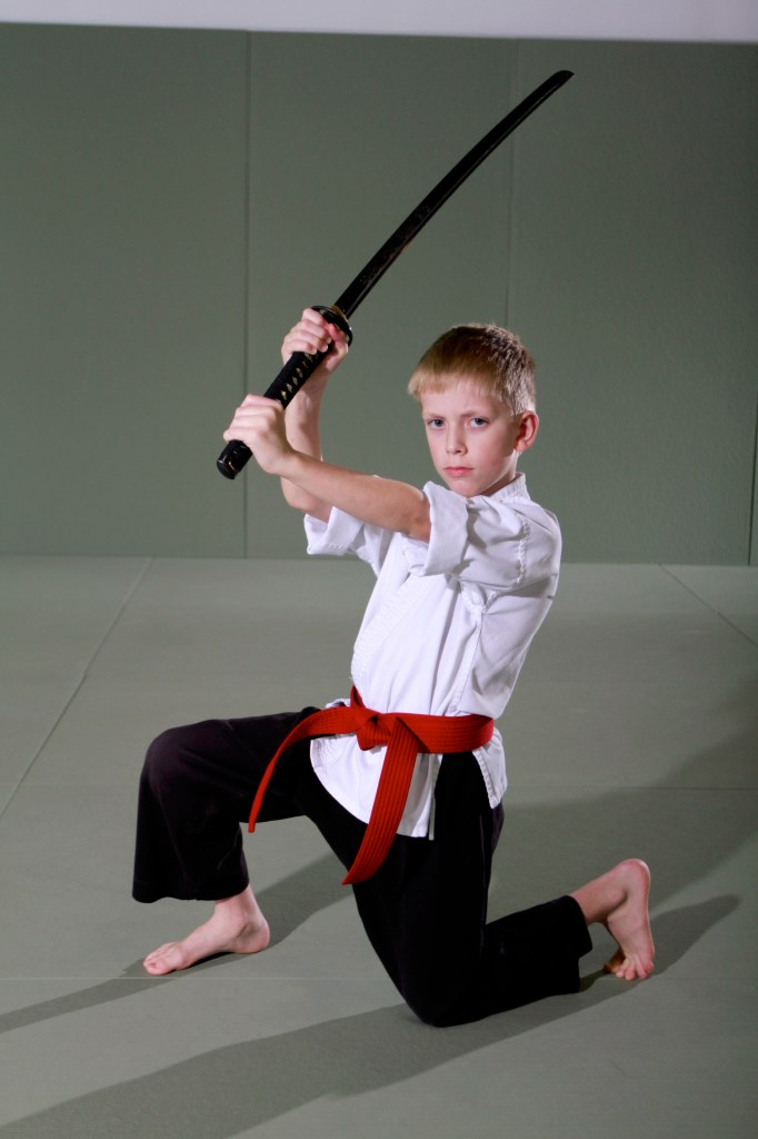 Katana - Evolve All Martial Arts Training Center