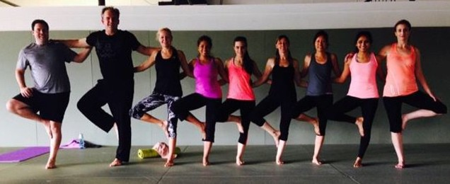 Yoga at EvolveAll in Arlington VA