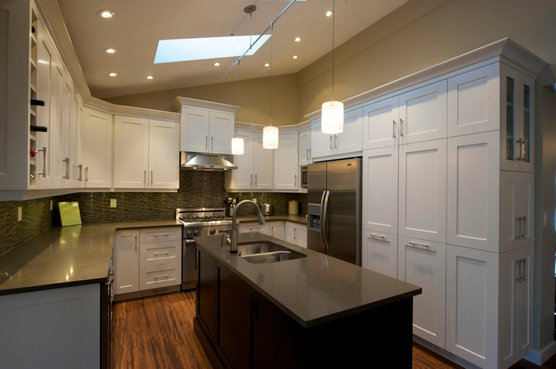 Transform Your Kitchen Cabinets Custom Kitchen Cabinets Calgary - Evolve Kitchens