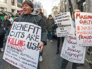 I'm disabled, and I know the Tories don't care. They'd much prefer us all dead.