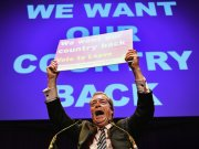Farage We Want Our Country Back