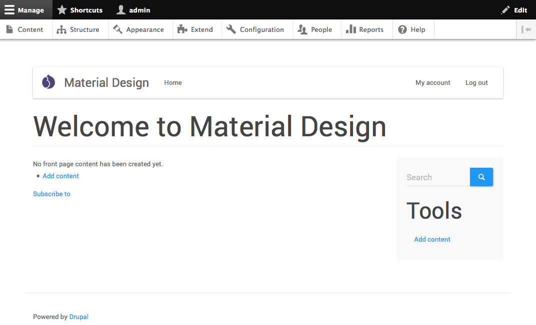 How to Integrate Material Design with Drupal Evolving Web Blog
