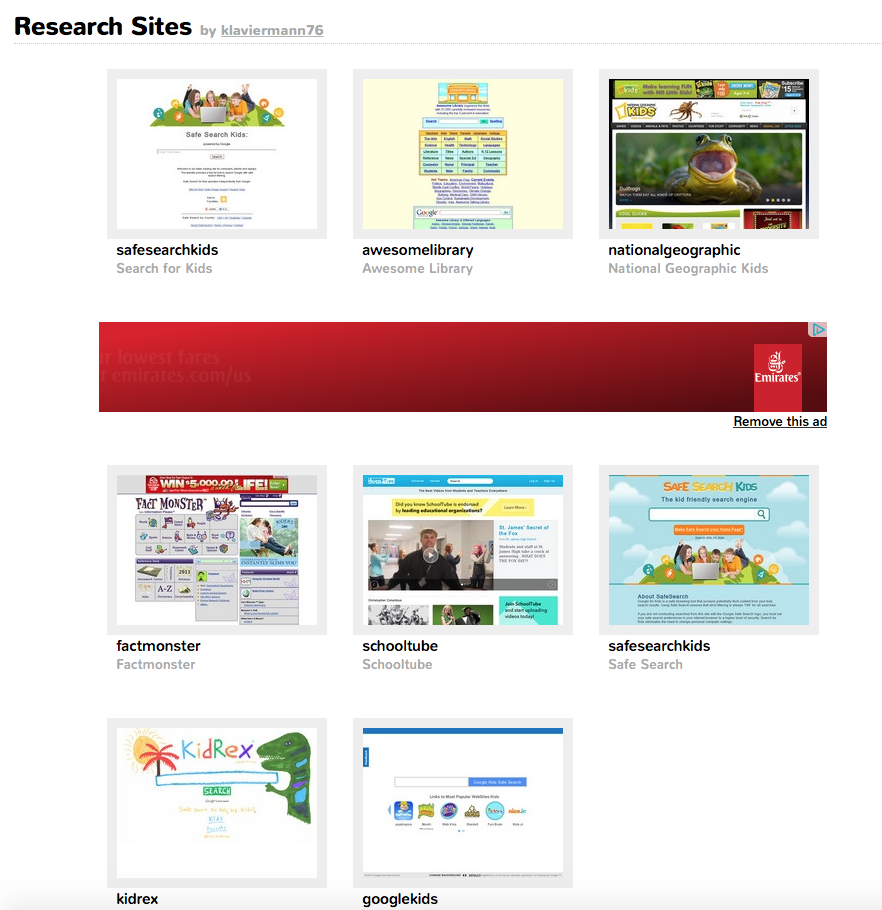 Share Websites Tools For Sharing A Collection Of Websites Evsc Icats