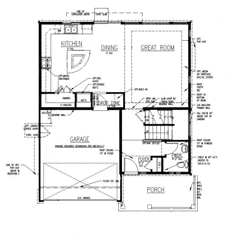 EVstudio and Oakwood Homes Aurora, Colorado u201cThe Granby - oakwood homes design center