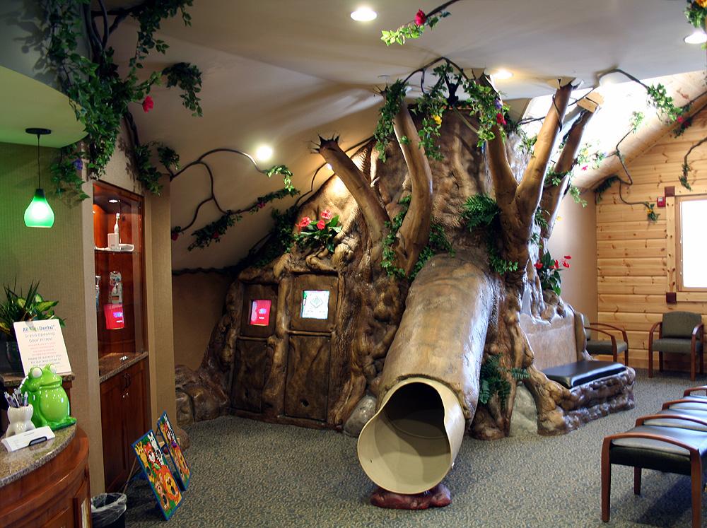 All Kids Dental Evergreen Open House \u2013 Jungle Theme Pediatric