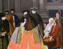Colloquio tra baute (1760)