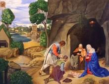 Adorazione dei pastori (1500)