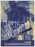 Doctor Who RadioTimes poster 08 Mummy On The Orient Express