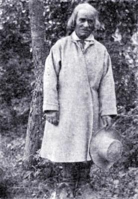 Wasyl Mandżygura, Rusin, furman z majątków Bożydar ziemi kobryńskiej. Wiernie służył w powstaniu 1863/64, stale dostarczał broń, odzież i żywność do oddziałów Romualda Traugutta i Walerego Wróblewskiego. Fot. z 1882 r.