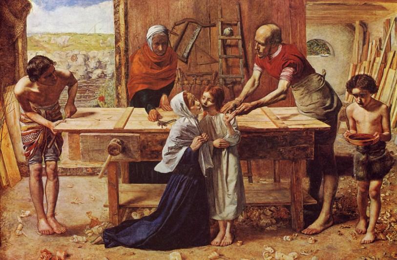 John Everret-Milais - Święta Rodzina