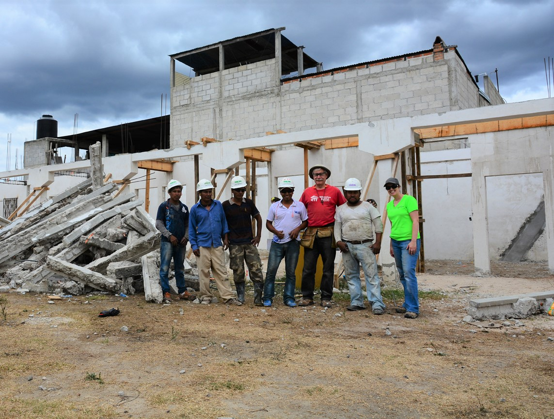 Construction Engineering Building And Building A Safe Space To Educate Guatemala S Future Leaders
