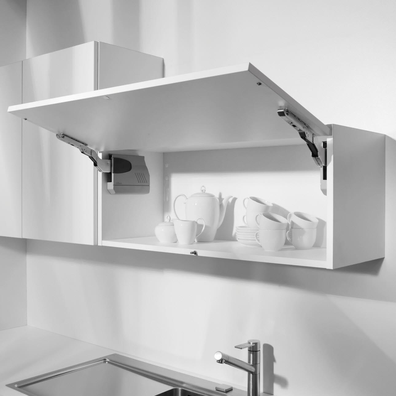 Küchenkarussell Türen Einstellen