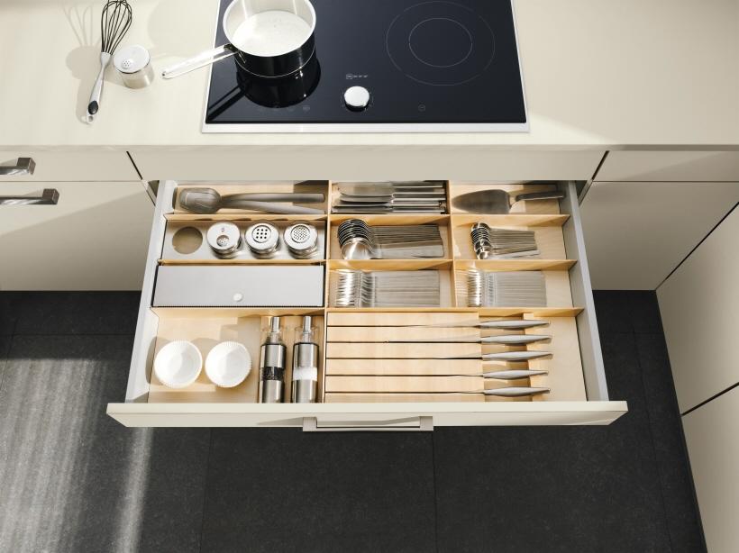 Versenkbare Steckdosen Küche