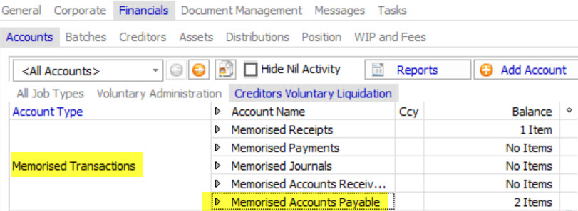 What are Memorised Transactions? \u2013 Exalt