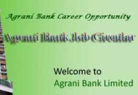 Agrani Bank ltd job Apply