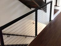 Cable Railing Systems - Modern style with minimum view ...