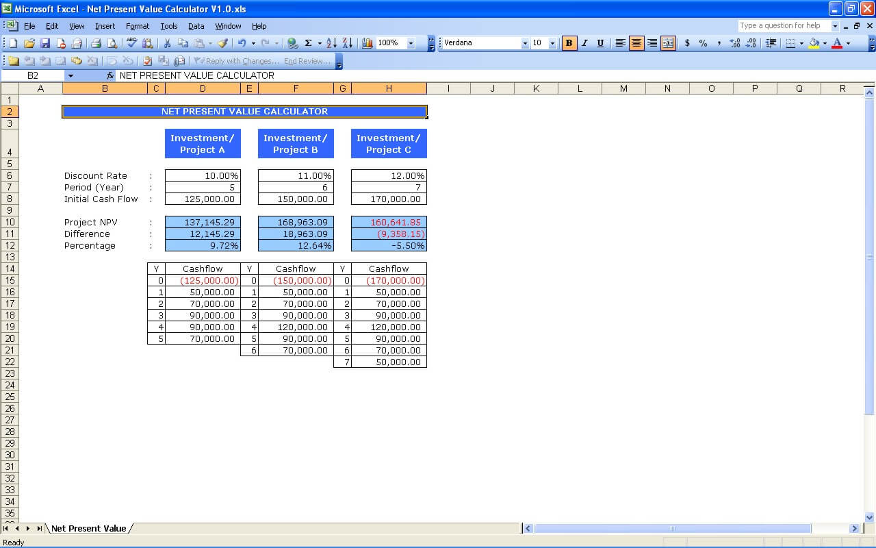 Working Out Percentages Using A Calculator Download How To Calculate Irr On  Calculator