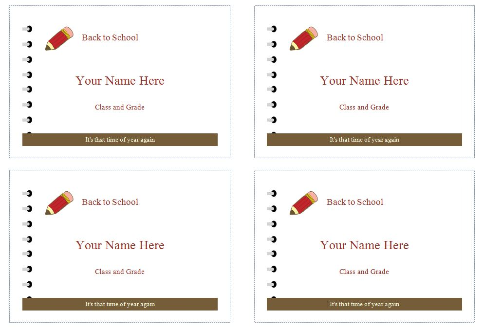 Name Tags Template Gallery - template design free download - name badge templates
