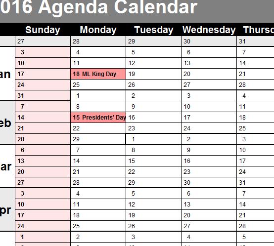 Sign Up For A Free Account With Zoho Online Calendar Agenda Calendar Search Results Calendar 2015