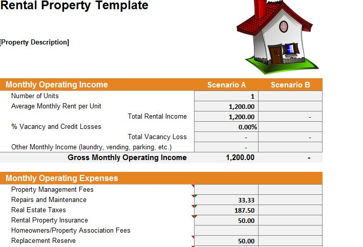 rental management template templatebillybullock - rental management template