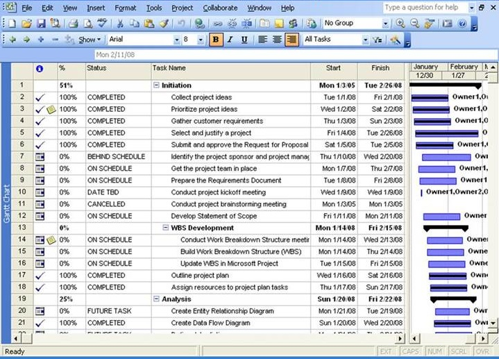 Get Project Plan Template Excel Exceltemple