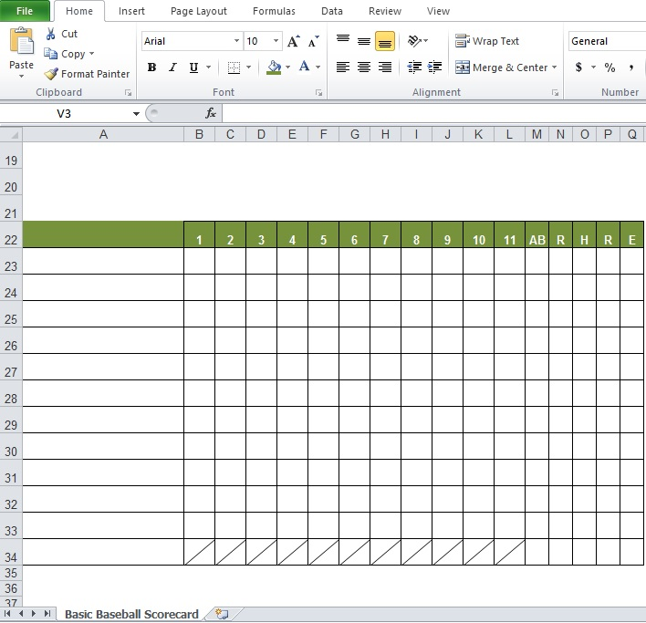 baseball stats excel template - Goalgoodwinmetals - baseball stats sheet template