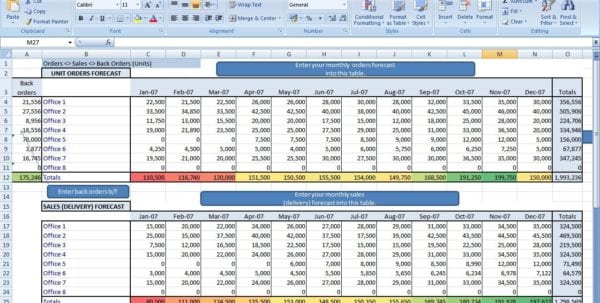 Excel Accounting Software Bookkeeping Spreadsheet Templates