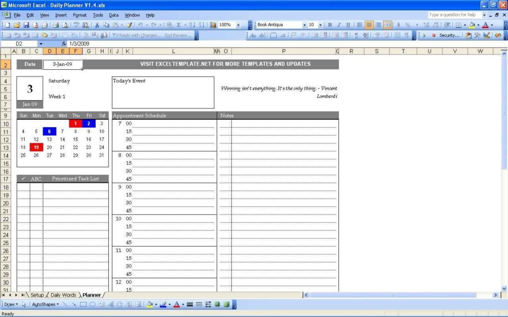 Audit Schedule Templatels Schedule Spreadsheet Template Excel Ms