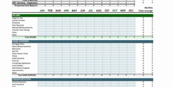 Budget Excel Spreadsheet Free Download Budget Spreadsheet Excel