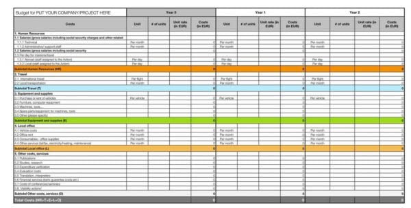 Excel Spreadsheet Template For Medical Expenses Spreadsheet Template