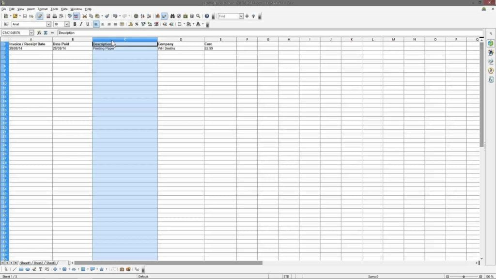 Excel Templates For Small Business Excel Spreadsheet Template Small