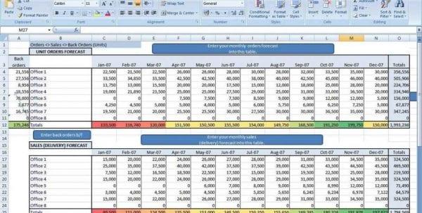 Microsoft Excel Spreadsheet Examples Microsoft Excel Spreadsheet