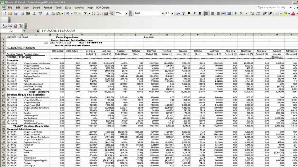 Microsoft Excel Spreadsheet Tutorial Microsoft Excel Sample - microsoft excel examples spreadsheets