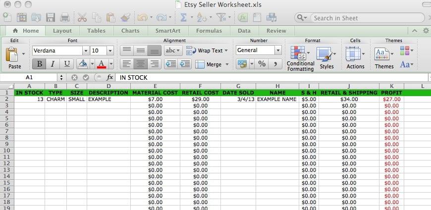 Basic Accounting Formulas Printable Worksheet Free Accounting - printable accounting forms