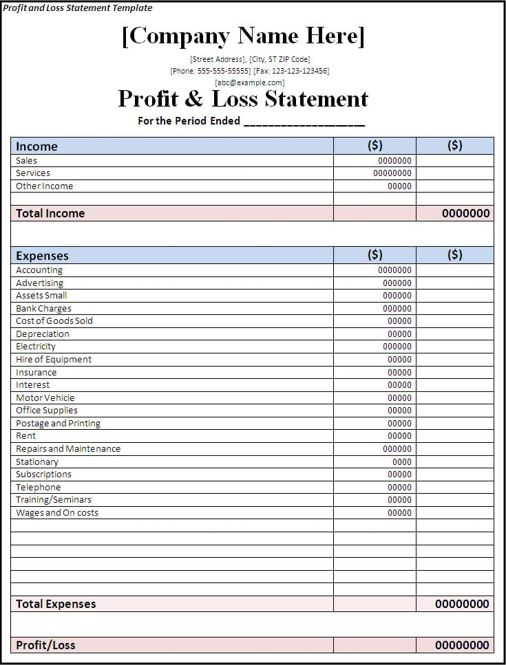 Simple Cash Flow Template Simple Business Accounting Spreadsheet - free business financial statement template