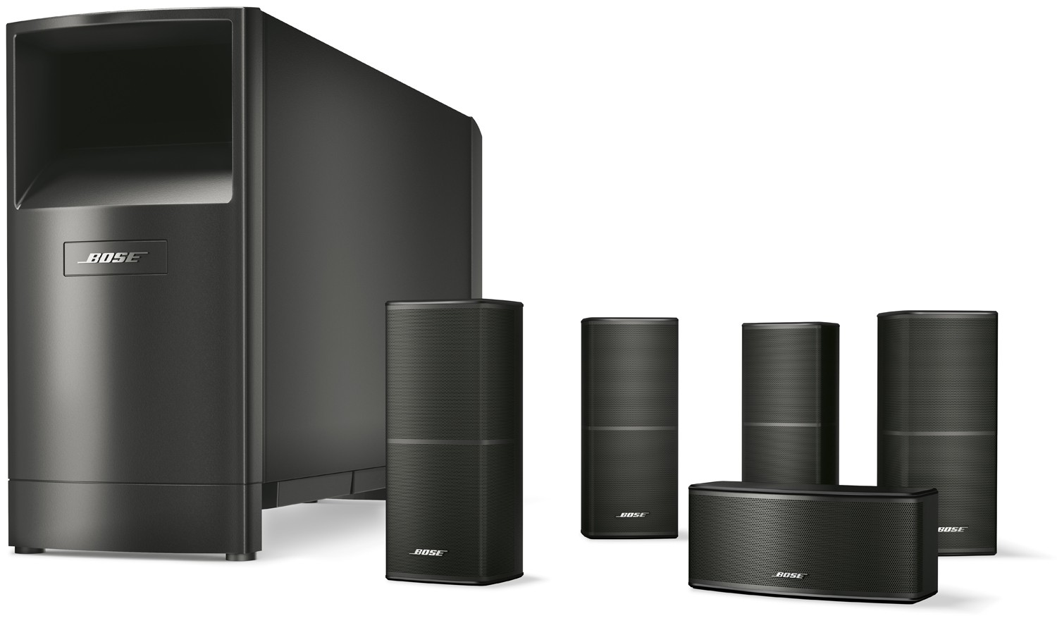 Bose Home Cinema Bose Acoustimass 10 Series V Am10 Black - Speakers - Bose