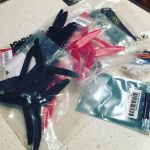 Hopefully the last #delivery of #drone #parts for my#diydrone #build.  #propellers in a few different pitches to #learn with.  Only have to #assemble, #buy #radiogear (#Taranis would be nice) and the take to the #air with my very own #quadcopter. http://excesstext.com/category/radio-control/drone/