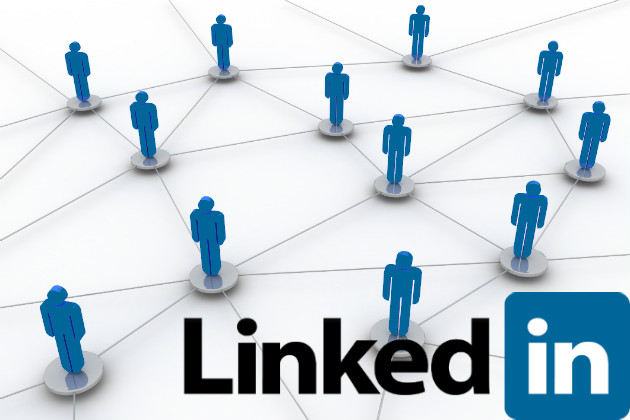 MultiBrief Network around cybercrime on LinkedIn