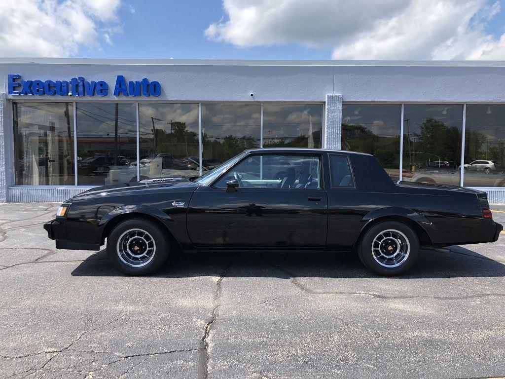 Glasregal 40 X 20 Used 1987 Buick Regal Grand Nat Grand National For Sale 39 990