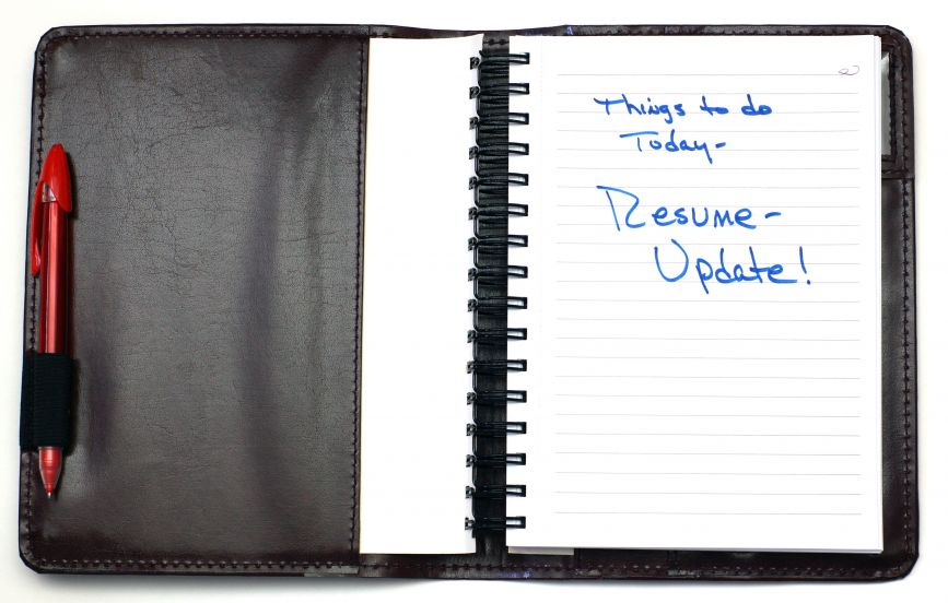 5 Simple Changes to Update Your Resume - how to update your resume