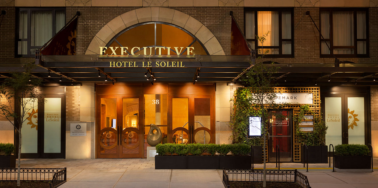 Hotel Design Ny Downtown New York Boutique Luxury Hotel Hotel Le Soleil